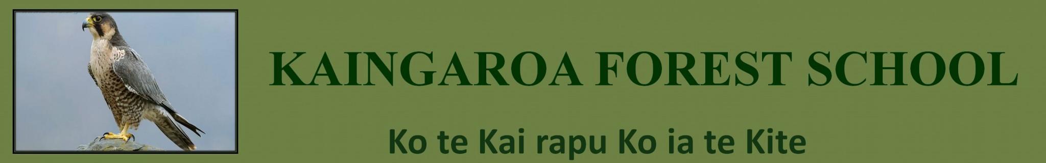 Kaingaroa Forest School Logo